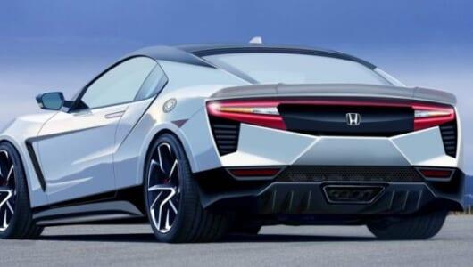 【スクープ】ホンダS2000後継モデルは「ベイビーNSX」として2018年に復活!?