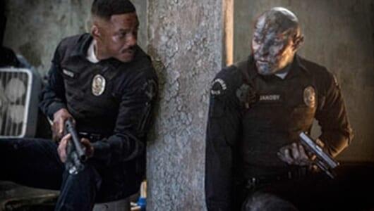 ウィル・スミス主演のアクション映画『ブライト』Netflixで12月配信決定!
