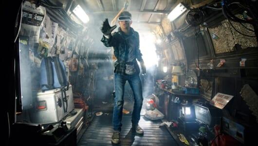 S・スピルバーグ最新作の舞台は「仮想世界」! 『レディ・プレイヤー・ワン(原題)』初映像解禁