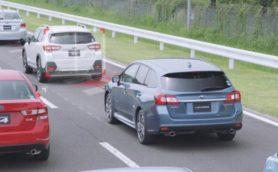渋滞時、もう足がプルプルしない! 最新の運転支援システム「アイサイト・ツーリングアシスト」その機能と歴史