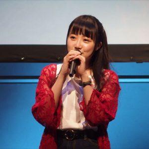 ↑空町 春役の高橋花林さん