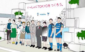 「あと3年も待てない!」人はパナソニックセンター東京へGo! 遊んで学べるオリンピック仕様に大変貌