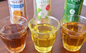 夏場のオススメはキンキンに冷やしたジャスミン! 「伊右衛門 特茶」3種類を徹底チェックしてみた