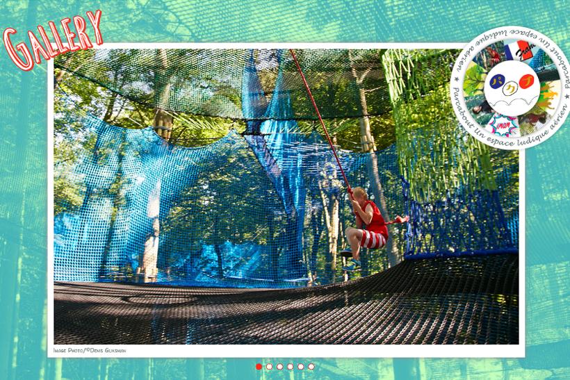 出典画像:「森の空中あそび パカブ」公式サイトより。