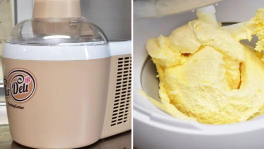手作りアイス初体験の感動がよみがえる! 家電のプロが「欠点はあるがピカイチ」と語る「アイスデリ プラス」納得の理由