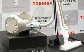 東芝、「リバーシブル」なコードレスキャニスター掃除機を発売! 「美的集団」傘下を生かし世界へ挑む