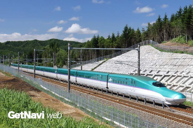 ↑東北・北海道新幹線を走る「はやぶさ」が満席の場合は、520円安い立席特急券が発売される