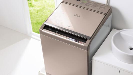 【タテ型洗濯機・詳細ガイド2017】日立、パナ、シャープ、東芝、アクア最新5モデルを家電のプロが徹底検証!
