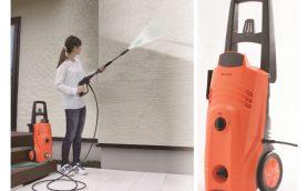 壁や排水口、チマチマ洗うのはもう止めだ! アイリスオーヤマ、2万円台で業界最高クラスの圧力を誇る高圧洗浄機を発売