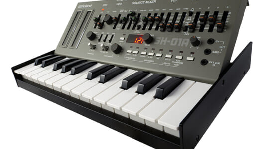 """ついにあの""""やおや""""が復刻! コンパクトボディの「Roland Boutique」に「TR-08」など2機種が新登場"""