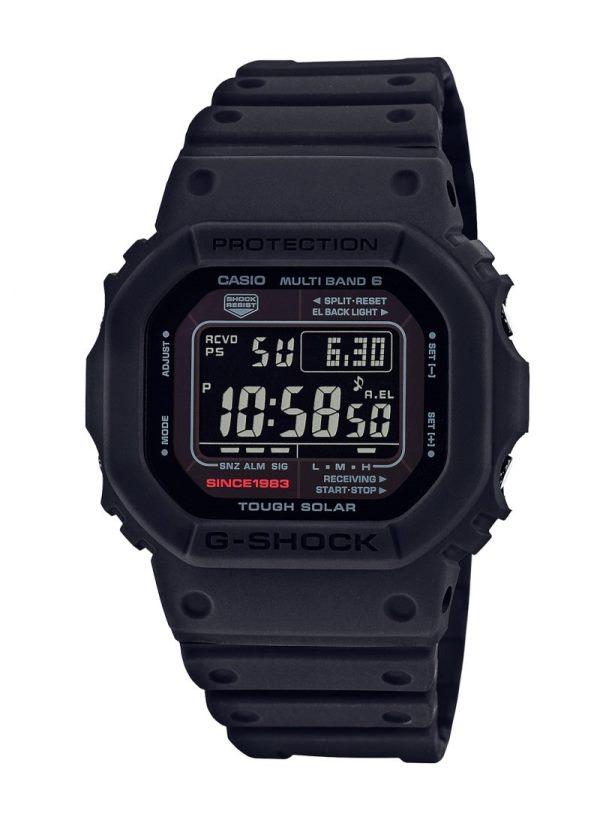 ↑G-SHOCK「GW-5035A-1」4万7520円/ 20気圧防水/48.9×42.8×13.5mm