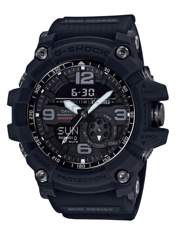 ↑G-SHOCK「GG-1035A-1A」4万6440円/20気圧防水/56.2×55.3×17.3mm