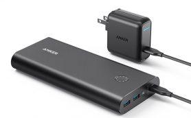 MacBookもフルスピード充電! さらに高速充電が可能になったAnkerのモバイルバッテリー