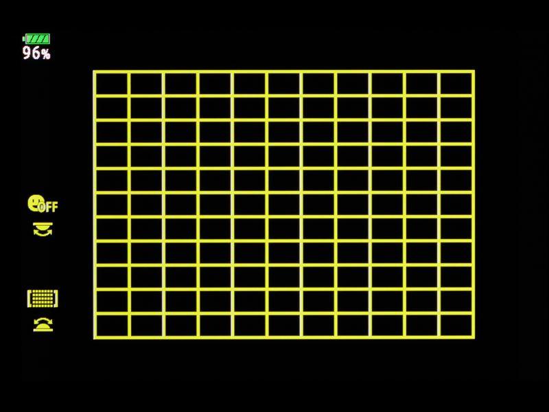 ↑E-M1マークⅡのオールターゲットモードでは、121点の測距点が自動的に選ばれる。予期せぬ部分にピントが合うこともあるので、動体撮影では1点や5点/9点のほうが使いやすい