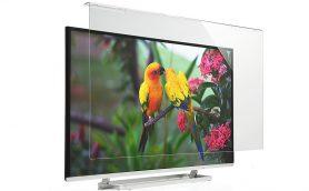 テレビ画面の汚れやキズが気になる……それなら「液晶テレビ保護パネル」を使ってみては?