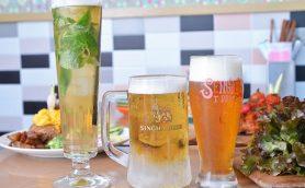 【これは珍しい! 】ビールとタイ料理でペアリング! 銀座「センディーテラス」が面白い