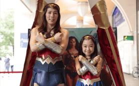 """吉田沙保里がセクシーコスプレで""""最強の美女戦士""""に!「さらに強くなった気がします!」"""