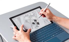 「Surface Pro」の周辺機器はプロ漫画家・鈴木みそ先生を満足させられるのか!?