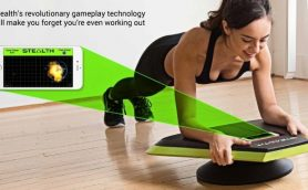 「ゲーム感覚でエクササイズ」という定番の誘い文句を本当に実現しちゃった! Kickstarterで絶賛されているフィットネス機器3選