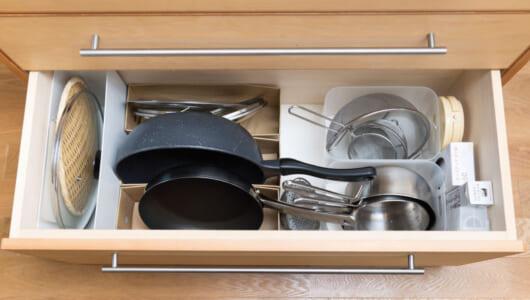 「これがキッチンでも使えるの!」無印良品でマルチに使える収納アイテム3選