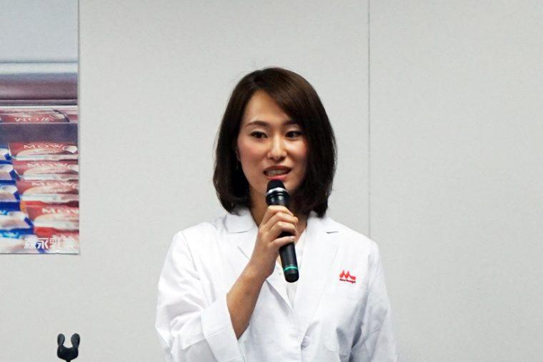 ↑開発担当の飯田さん