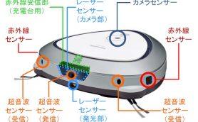 いやいや、センサー多すぎでしょ! ロボット掃除機「RULO」の進化がエライことに…