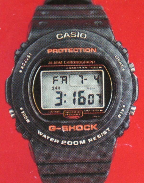 スティングモデルDW-5700C-1V