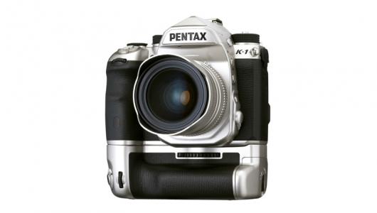 これはカッコいい! フルサイズ一眼レフ「PENTAX K-1」のシルバーモデルが2000台限定で発売決定!