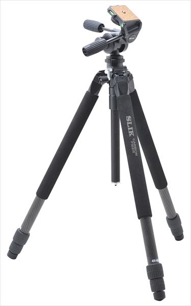 ↑カメラを固定したままにするため、頑丈なものがベスト。手すりなどがある場所では脚が広がるローアングル対応三脚が便利