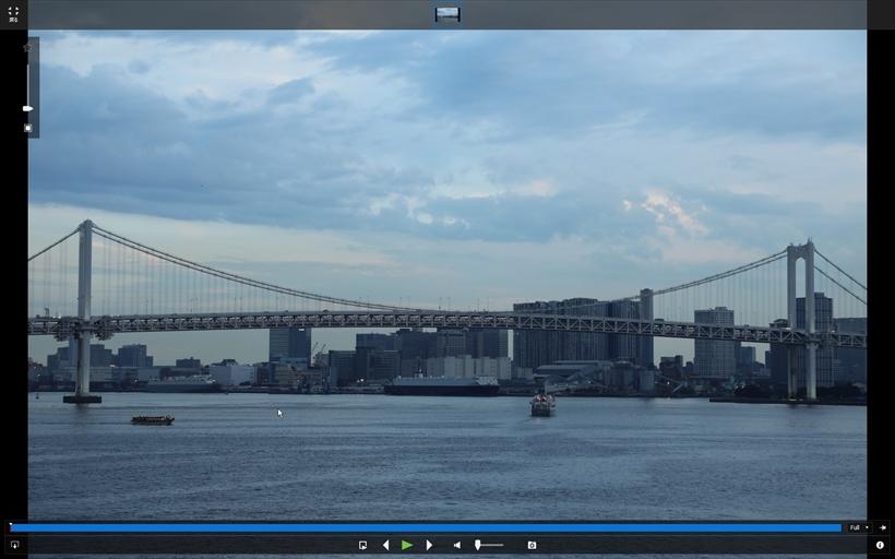 ↑動画に変換されたファイルをダブルクリック、もしくは右クリックメニューから「プレビュー」を選択して確認。余計な画像が混じっていたら、右クリックメニューの「シーケンス化を解除」で一枚ずつの画像に戻し、いらない画像を削除する