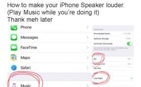 RT数は8万5000以上! iPhoneの音量をアップするとても簡単な方法