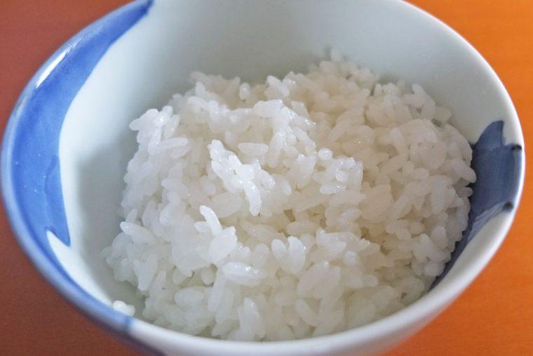 ↑ごはんのハリは3合を炊いたときと遜色ないですが、おねばの量が若干少なくなった気がします