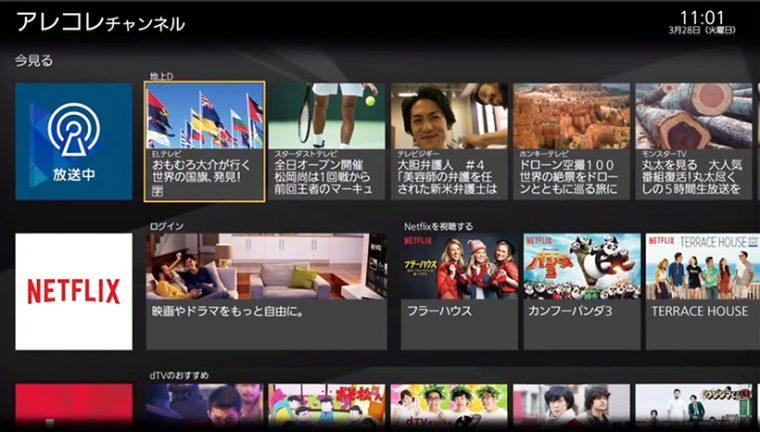 ↑「アレコレチャンネル」のイメージ