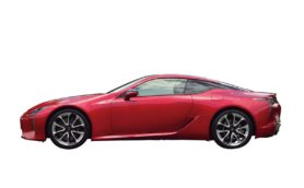 MJブロンディがレクサス LCを徹底解剖!「スポーツカーとして商品力が高い」