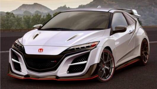 【スクープ】320馬力のド迫力スーパーハッチになる、ホンダ・CR-Zの「タイプR」登場か!?