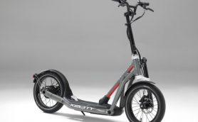 都市型モビリティの新しいカタチ――BMW、初となる電動キックスクーターを発表