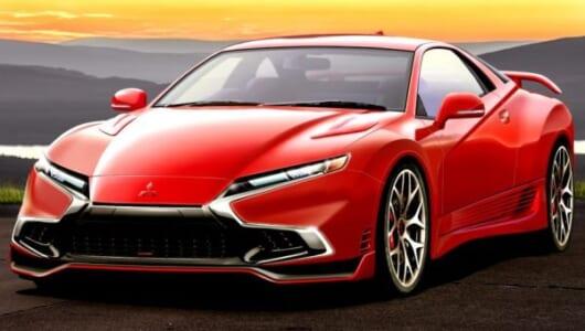 【スクープ】「フェアレディZ」の兄弟車として三菱「GTO」が復活する!?