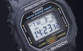 歴史的名作、どれだけ知ってる? 日本が世界に誇る腕時計「G-SHOCK」列伝まとめ【1990年代前半編】