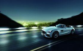 熱い走りはクーペと同等! メルセデスAMG GTのオープン仕様は受注生産に