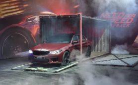 ヴァーチャルでその走りを体感!? BMWの新型M5が早くもユニークなプロモを展開