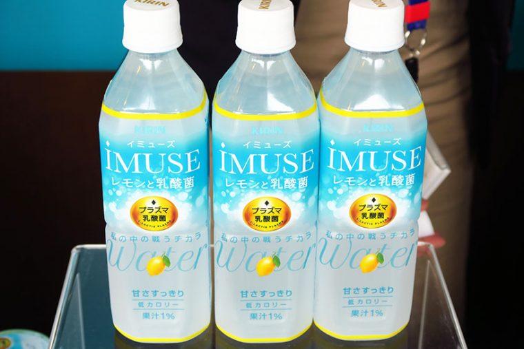 ↑「iMUSE レモンと乳酸菌」151円(税抜)