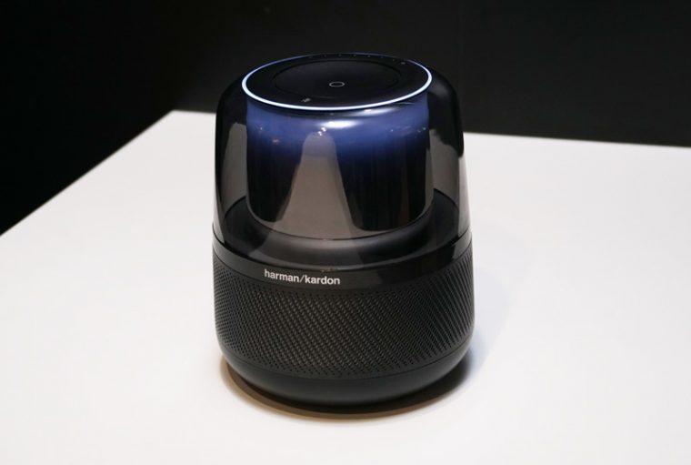 ↑harman/kardonの「Allure」はAmazon Alexa対応
