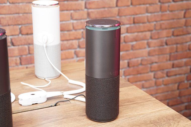 ↑レノボの「Home Assistant」はAmazon Alexa対応