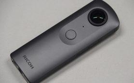 360度カメラ・リコー「THETA」のできることがめっちゃ増えてる! 新作「V」のできることまとめ