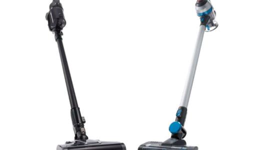 【掃除機タイマン対決】注目モデルを1対1で比較! 2kg以下のキャニスター型編/2万円以下コードレス編の結果やいかに?
