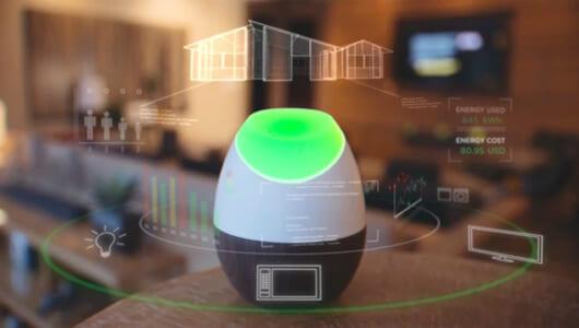 電気の無駄使いストップにはスマートホームガジェットが有効! 「色」で消費電力を教えてくれる「Glow」