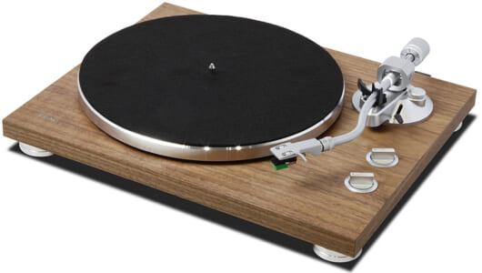 【レトロ×ハイテク】ワイヤレスでレコードを楽しめる新世代ターンテーブル「TN-400BT」