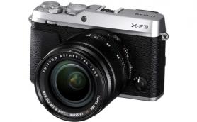 高画質と携帯性を両立させた小型軽量ミラーレスカメラ「富士フイルム X-E3」に高まる期待!
