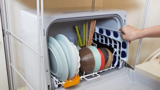 憧れの食洗機、ついに導入! パナソニック「プチ食洗」3人家族で使ってわかった「時短だけじゃない」効果