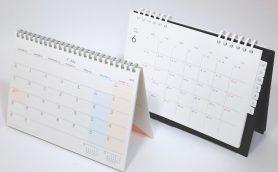 手帳が先かカレンダーが先か…… 2018年はどちらも詰め込んだ親子丼的「手帳カレンダー」が旬!